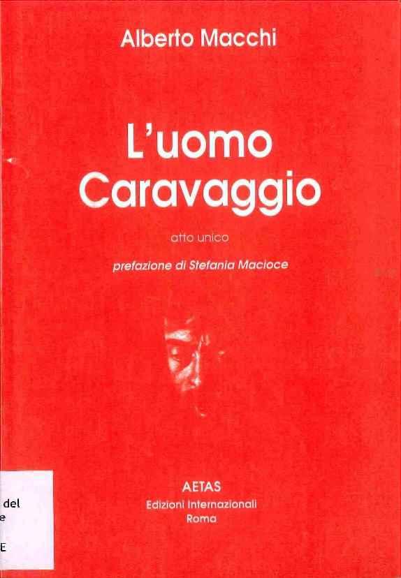 L'uomo Caravaggio