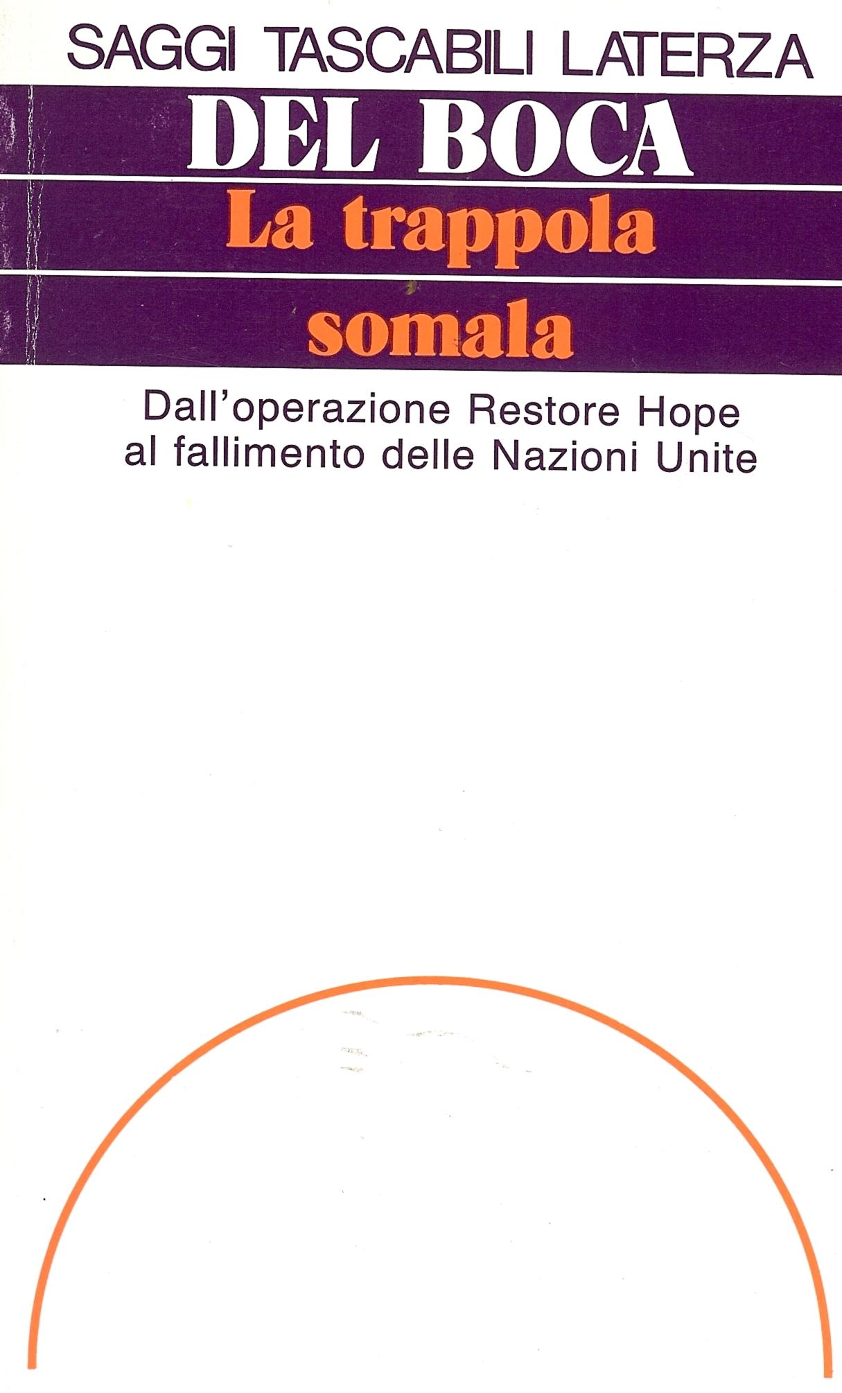 La trappola somala