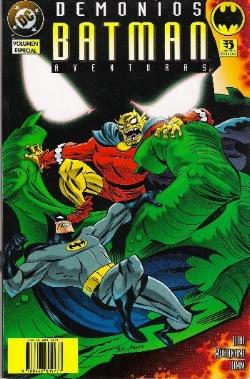 Batman Aventuras: De...