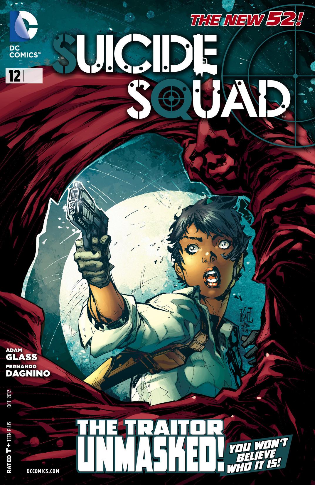 Suicide Squad Vol.4 #12