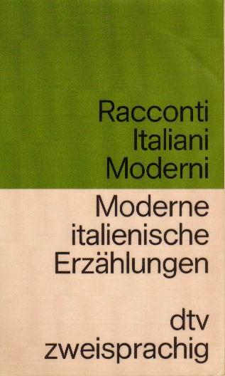 Racconti Italiani Mo...