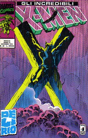 Gli Incredibili X-Men n. 041
