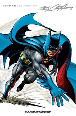 Batman ilustrado por...