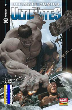 Ultimate Comics: The Ultimates n. 4