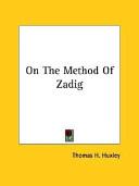 On the Method of Zadig