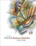 Practical Business Statistics: With Student CD-ROM