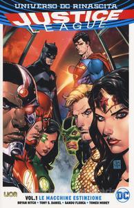 Universo DC: Rinascita - Justice League vol. 1
