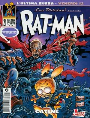 Rat-Man Collection n.21