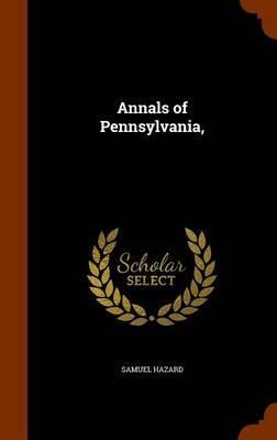 Annals of Pennsylvania,