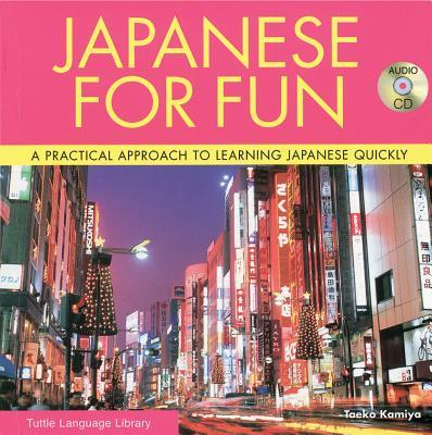 Japanese for Fun With Cd