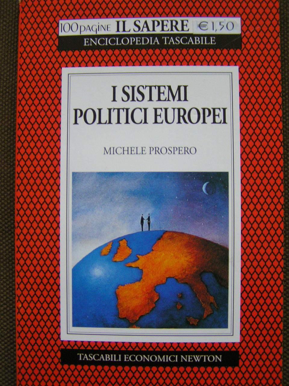 I sistemi politici europei