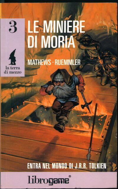 Le miniere di Moria