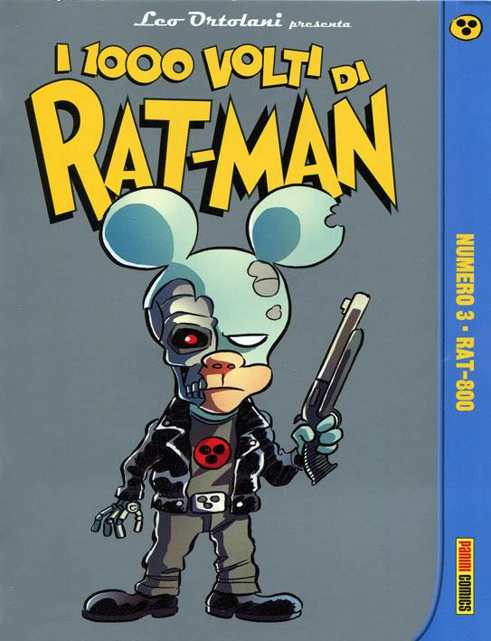 I 1000 volti di Rat-Man n. 3