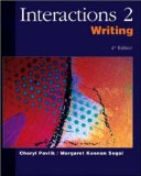 Interactions 2 Writing: Student Book