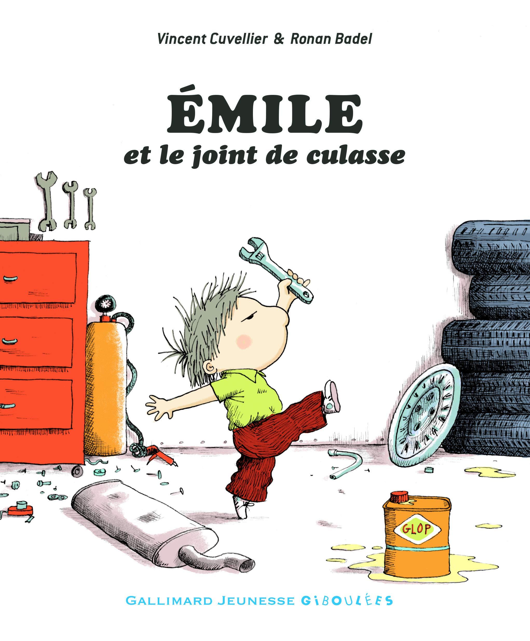 Émile et le joint d...