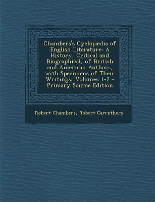 Chambers's Cyclopaedia of English Literature