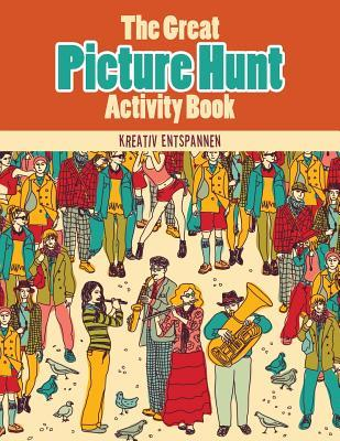 The Great Picture Hunt Activity Book