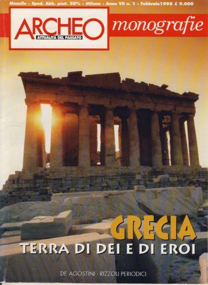 Grecia: terra di dei e di eroi