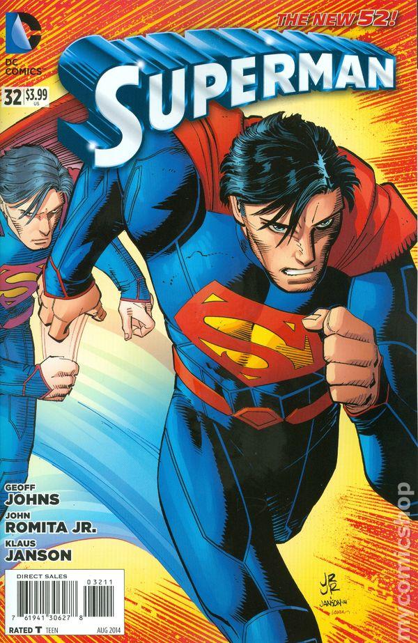 Superman Vol.3 #32