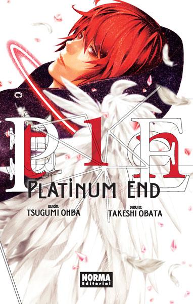 Platinum End #1