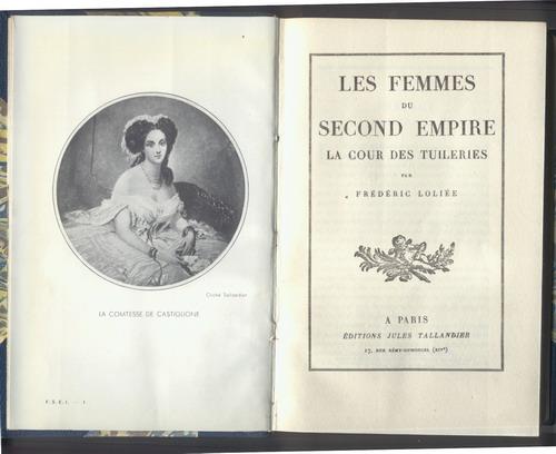 Les femmes du Second Empire