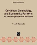 Ceramics, Chronology, and Community Patterns
