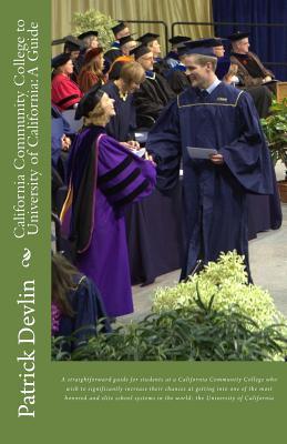 California Community College to University of California