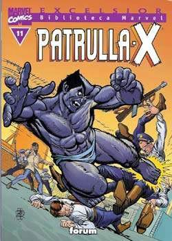 Biblioteca Marvel: Patrulla-X #11 (de 12)