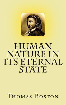 Human Nature in Its Eternal State