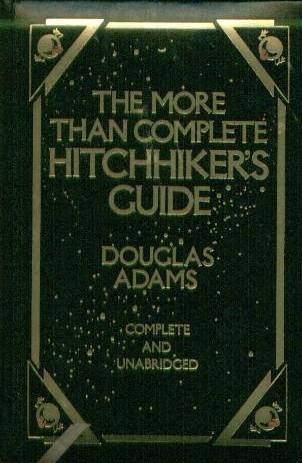 More Than Complete Hitchhiker's Guide
