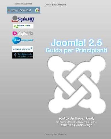 Joomla! 2.5 - Guida per Principianti