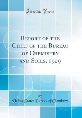 Report of the Chief ...