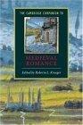 The Cambridge Companion to Medieval Romance