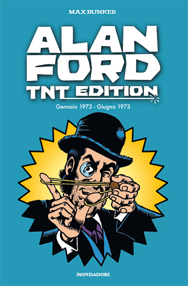 Alan Ford TNT edition: 8