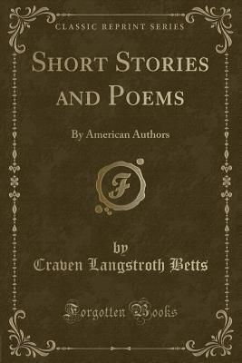 Short Stories and Po...
