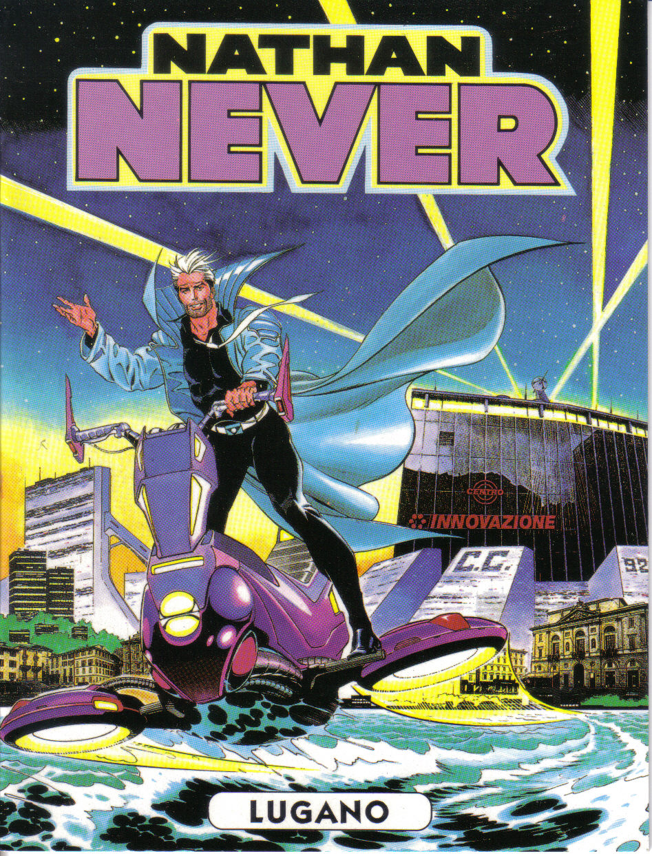 Nathan Never - Lugano