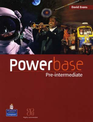 Powerbase Level 3 Course Book and Class CD Pack