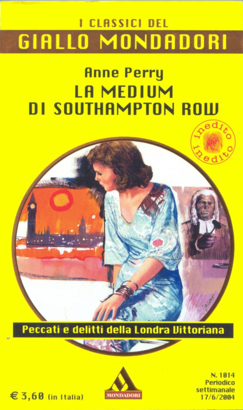 La medium di Southam...