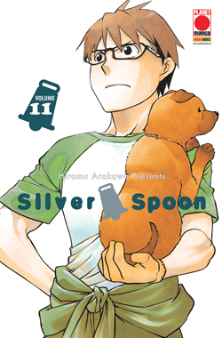 Silver Spoon vol. 11