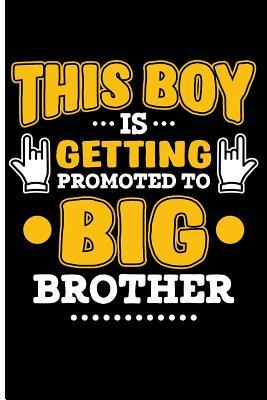 This Boy Is Getting Promoted To Big Brother