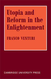 Utopia and Reform in...