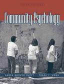e-Study Guide for: Community Psychology by Karen Grover Duffy, ISBN 9780205350261