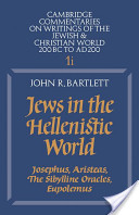 Jews in the Hellenistic World: Volume 1, Part 1