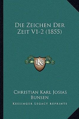 Die Zeichen Der Zeit V1-2 (1855)