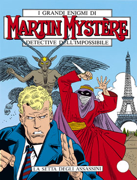 Martin Mystère n. 8...