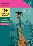 11+ Practice Papers, Multiple-choice Verbal Reasoning Pack