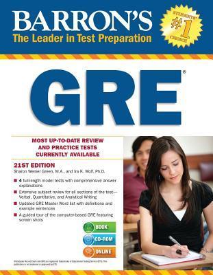 New GRE 21th edition con CD