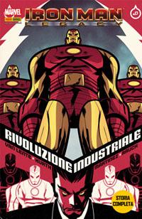 Iron Man Legacy n. 2...