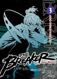 The Breaker - New Waves vol. 3