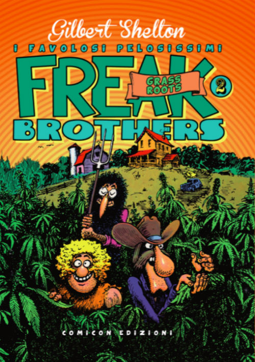 Freak Brothers vol. 2 - Edizione limitata